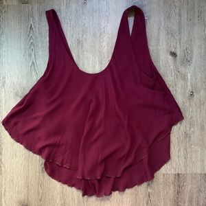 Intimately Free People Flowy Tank Top Size S